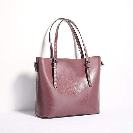 Igspfbjn Monedero de Gran Capacidad para Mujer (Color : Pink ...