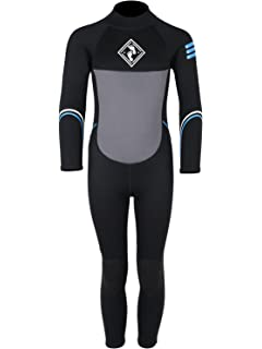 ea6f6be8c890 Two Bare Feet GLIDER - Kids Childrens Full Length Wetsuit Boys and Girls