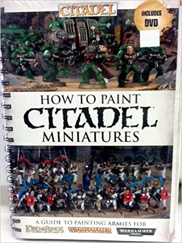 How To Paint Citadel Miniatures 2012 Pdf