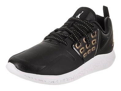 Jordan Grind, Chaussures de Fitness Homme, Multicolore (Black/Metallic Gold 031), 43 EU