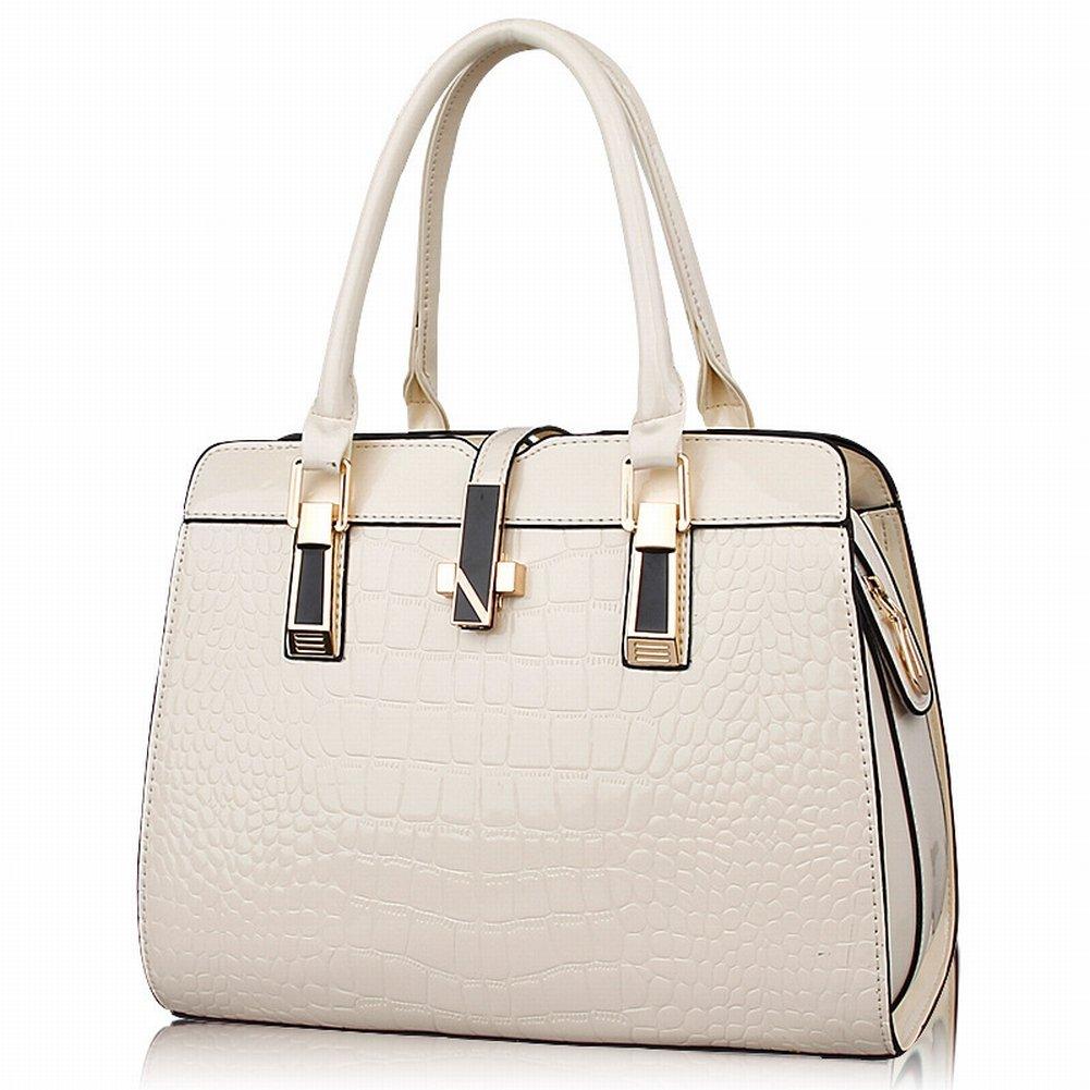 Handtasche Der Modischen Frau Der Handtasche Allgleiches Schulter Kuriertasche , Beige