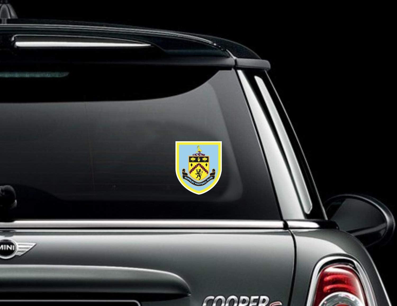 Burnley Wall Sticker Car Decal Football Crest Window Mural Vinyl Art 15cm Amazon Co Uk Diy Tools [ 1159 x 1500 Pixel ]