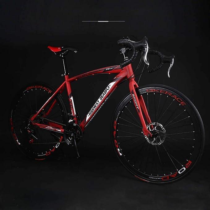Bicicleta de carretera de 26 pulgadas, bicicletas de 24 ...