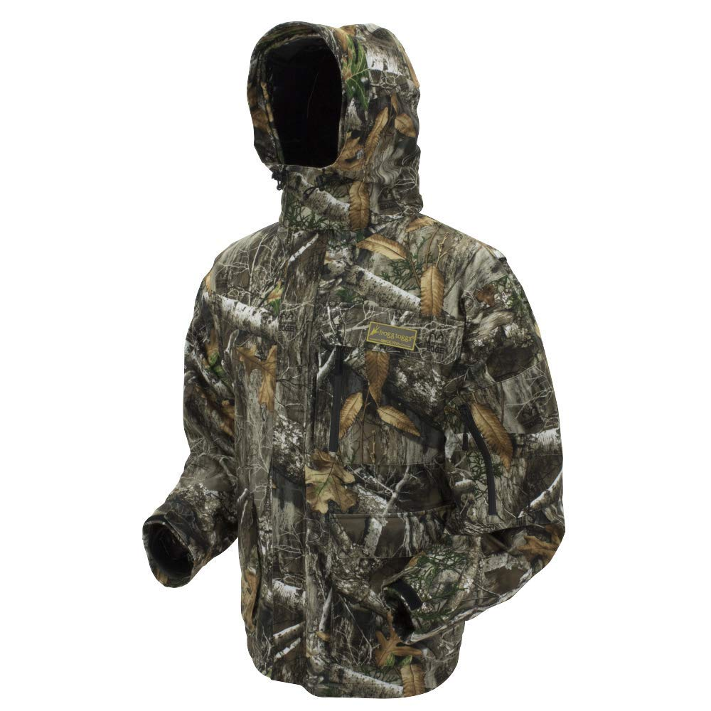 Frogg Toggs Dead Silence Camo Rain Jacket by Frogg Toggs