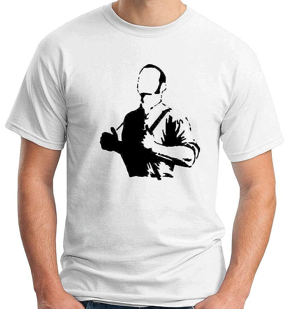 T-Shirt para los Hombre Blanco WTC1451 Proud Skinhead: Amazon.es ...