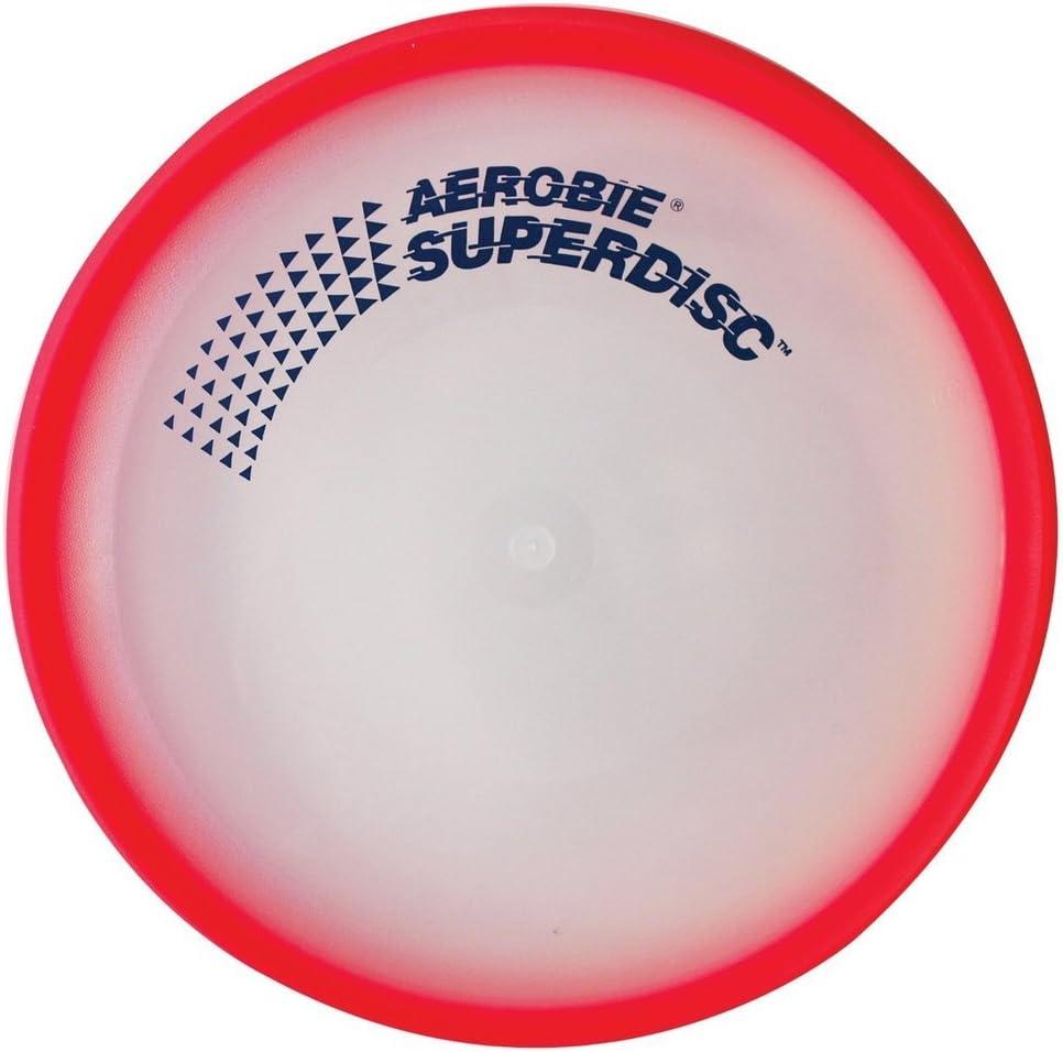 Aerobie Superdisc - Single Unit, RED