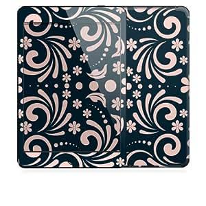 Skin / Piel para Apple iPad mini, diseño: damasco Rosa