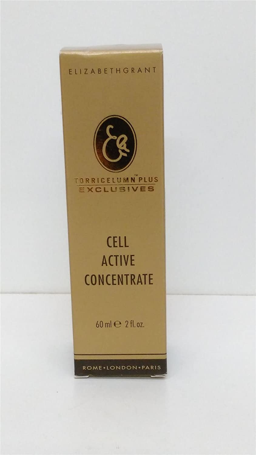 Elizabeth Grant Torricelumn Plus Exclusives Cell Active Concentrate 60ml
