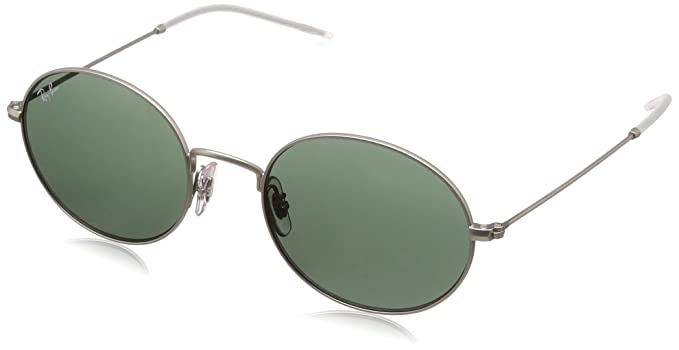785a6264a57 Image Unavailable. Image not available for. Color  Ray-Ban 0rb3594 Oval  Sunglasses ...