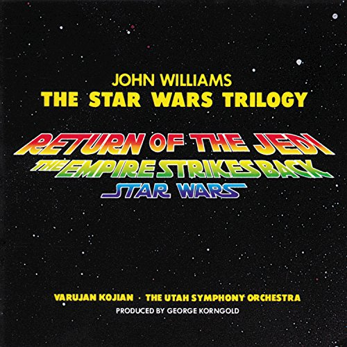 The Star Wars Trilogy (Return of the Jedi / The Empire Strikes Back / Star Wars) (Star Wars Return Of The Jedi Soundtrack)