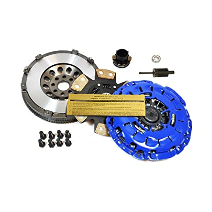 Amazon.com: EFT STAGE 3 CLUTCH KIT+FORGED LIGHT FLYWHEEL 99-00 BMW 328i E46 528i E39 Z3 2.8L: Automotive