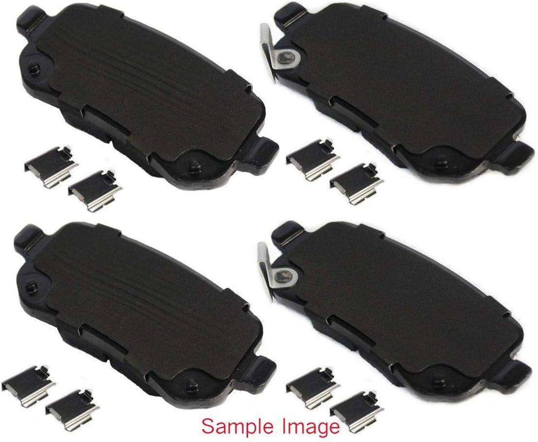 Premium High End Ceramic Front Brake Pad for Ford Escape Mazda ...