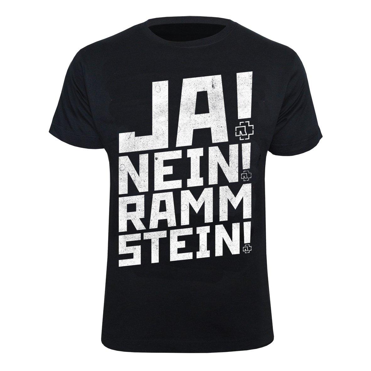 Rammstein, T-Shirt Ramm 4 T-Shirt Ramm 4