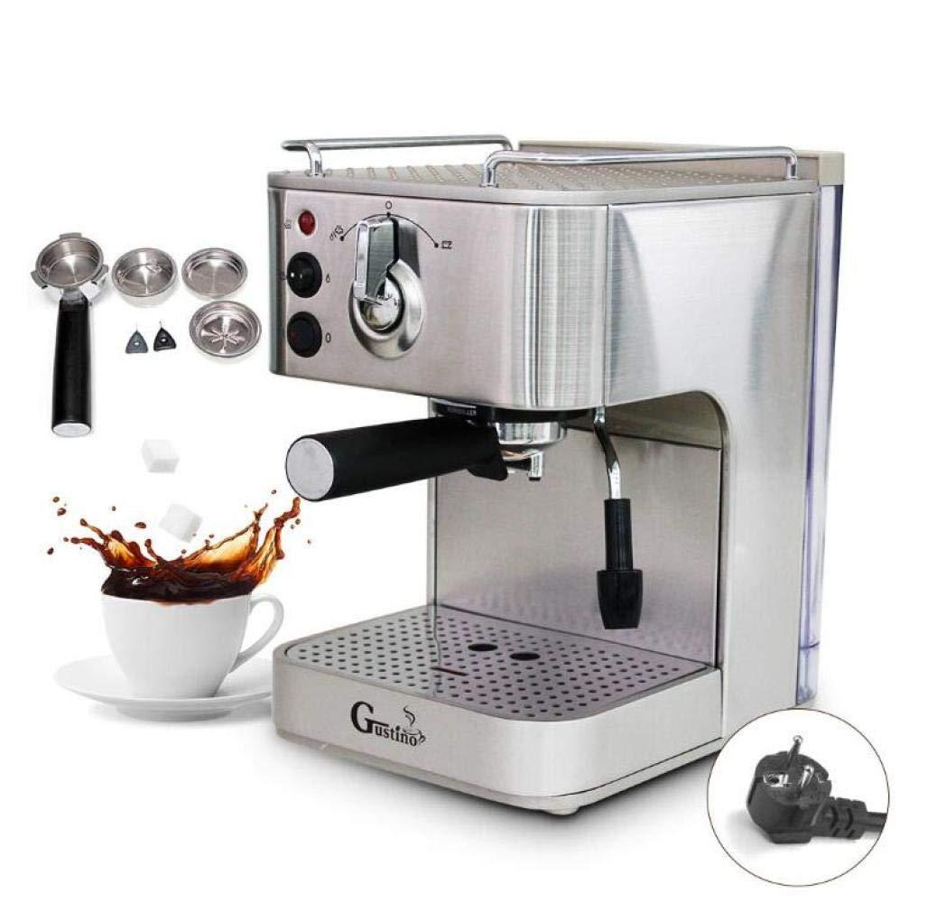 QHY Máquina Profesional de la Máquina de Café Italiano Semi-Auto ...