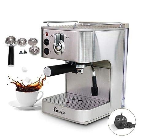 QHY Máquina Profesional de la Máquina de Café Italiano Semi ...
