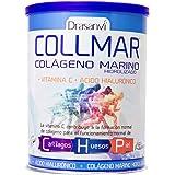 Collmar 275 gr Colágeno Marino Hidrolizado, Ácido Hialurónico y Vitamina C Drasanvi