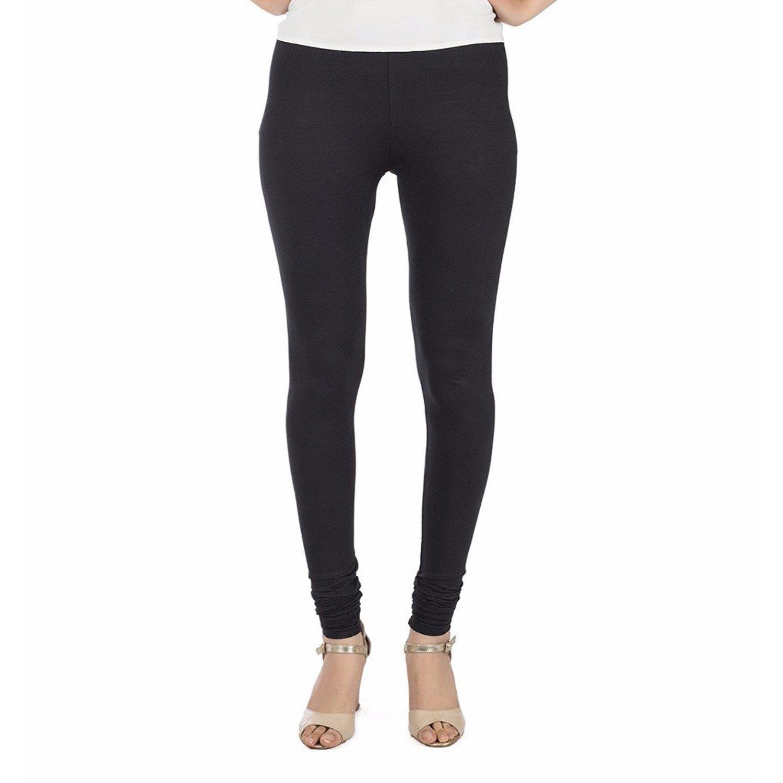 Women Standard Full Length Legging Churidar Cotton Lycra Stretchable Size Xl/xxl Clothing, Shoes & Accessories Leggings