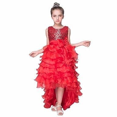 K Youth Vestido De Princesa Bautizo Cumpleaños Vestido Bebe