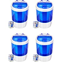 Portable Single Tub Washer - The Laundry Alternative - Washing Capacity Less Than 1.2Kg - Portable Clothes Washer For…