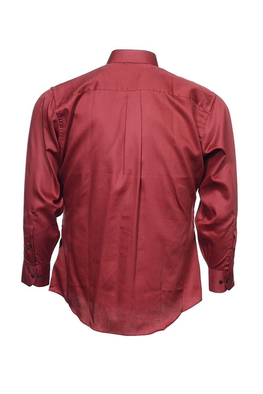 Geoffrey Beene Mens Pink Button Down Shirt