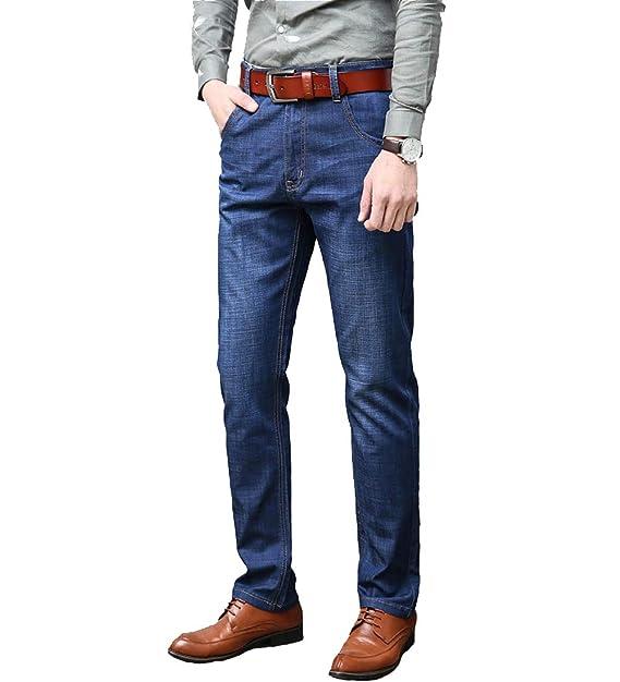 In Uomo Cotone Di Jeans Alta Tienew Classici Relax W4fBq8ZPwH