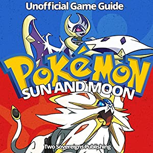 Pokemon Sun and Moon Audiobook