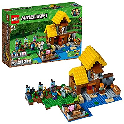 LEGO Minecraft The Farm Cottage Costruzioni