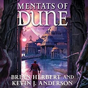 Mentats of Dune Audiobook