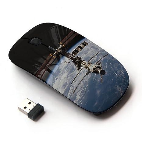 Ratones ópticos Ratón inalámbrico móvil 2.4G portátil para portátil, PC, ordenador portátil,