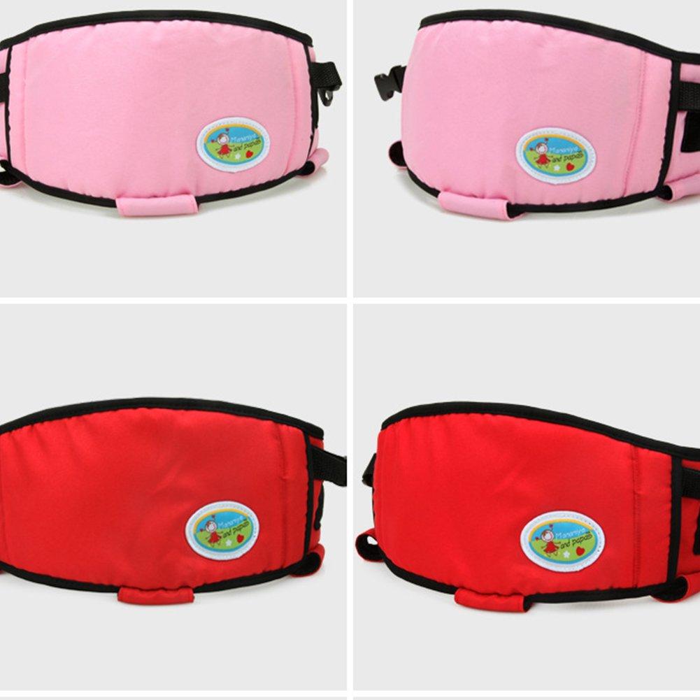 Cintur/ón de seguridad port/átil para silla de comer de beb/é con correas cintur/ón suave para silla de beb/é