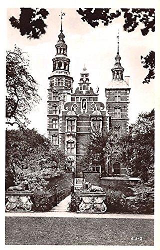 Rosenborg Slot, Castle Copenhagen Denmark, Danmark Postcard