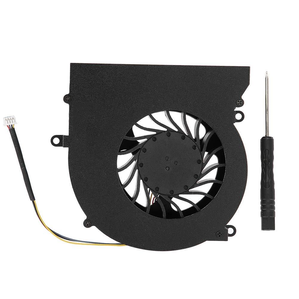 Cooler 4-PinLow Noise Heat Sink Turbo para MSI GT62VR Series MS-16L1 MS-16L2