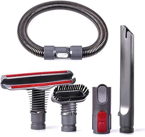 KEEPOW - Kit de Accesorios compatibles con aspiradora Dyson V7 V8 V10, Piezas de Repuesto para aspiradoras Dyson V6 DC58 DC59 DC35: Amazon.es: Hogar