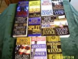 img - for THE WHOLE TRUTH/THE COLLECTORS/LAST MAN STANDING/ABSOLUTE POWER/THE SIMPLE TRUTH/SPLIT SECOND/SIMPLE GENIUS/THE CAMEL CLUB/TEH WINNER/STONE COLD. DIVINE JUSTICE book / textbook / text book