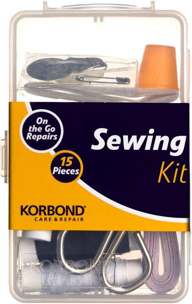 KORBOND Kit de Costura 15 Piezas