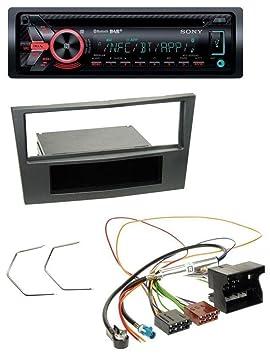 Sony MEX de n6002bd Bluetooth MP3 CD DAB USB Radio de coche para Opel Antara,