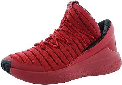 Jordan Flight Luxe BG Big Kid's Running Shoes Gym Red/Black-Gym Red 919716-601