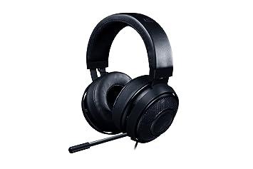 Razer Kraken Pro V2  Lightweight Aluminum Headband - Retractable Mic -  In-Line Remote 596304a68e