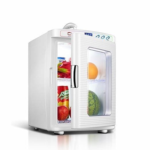 Mini refrigerador casero pequeño refrigerador del coche del ...