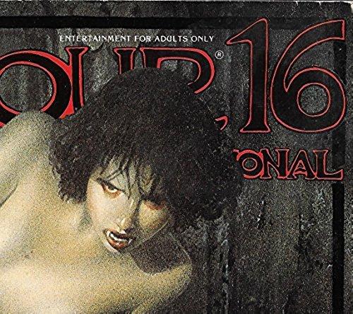 Glamour International Magazine, Numero 16, Aprile, 1991 (International Magazine)