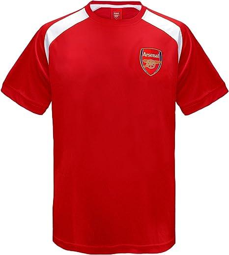 Arsenal FC - Camiseta oficial de entrenamiento - Para niño ...