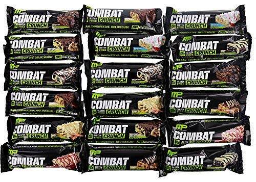 Muscle Pharm Combat Crunch B07N4MGY82 [並行輸入品] #18 Variety Pharm Pack 18 Bars (2 of Each Flavor) [並行輸入品] B07N4MGY82, ナチュラル雑貨 リリアンナ:c21292e1 --- ijpba.info
