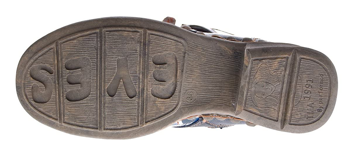 TMA Leder Damen Winter Stiefeletten Comfort Knöchel Knöchel Knöchel Schuhe 5171 Schwarz Weiß Blau Rot Stiefel gefüttert 31fe54