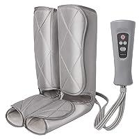 Leg Air Massager Foot and Calf Massager Machine with Optional Heat 3 Modes 4 Intensities...