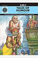 Tales of Humour: 5 in 1 (Amar Chitra Katha) Hardcover