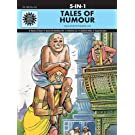 Tales of Humour: 5 in 1 (Amar Chitra Katha)