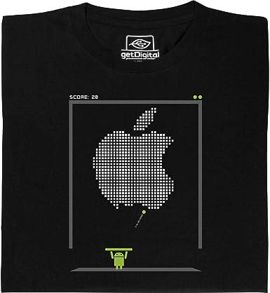 Android VS Apple arkanoid – Geek Camiseta para Ordenador Frikis de ...