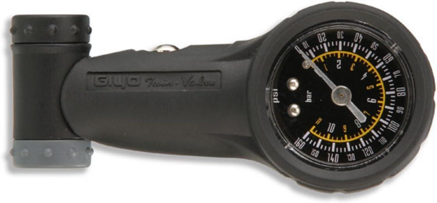 EyezOff EZ05-G Tire Pressure Gauge up to 160 PSI Presta//Schrader Dual-Valve