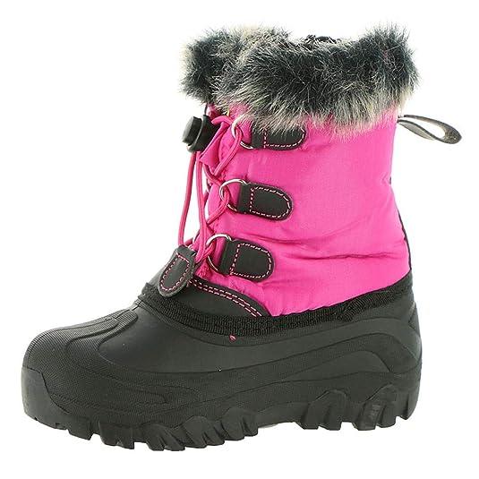 ec3cc73fca81 Amazon.com  Western Chief Kids Womens Arcterra Snow Boots (Toddler ...
