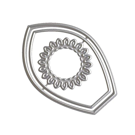 Troqueles Scrapbooking,❤️JiaMeng Corazón de la Flor Plantillas de Troqueles de Corte de Metal
